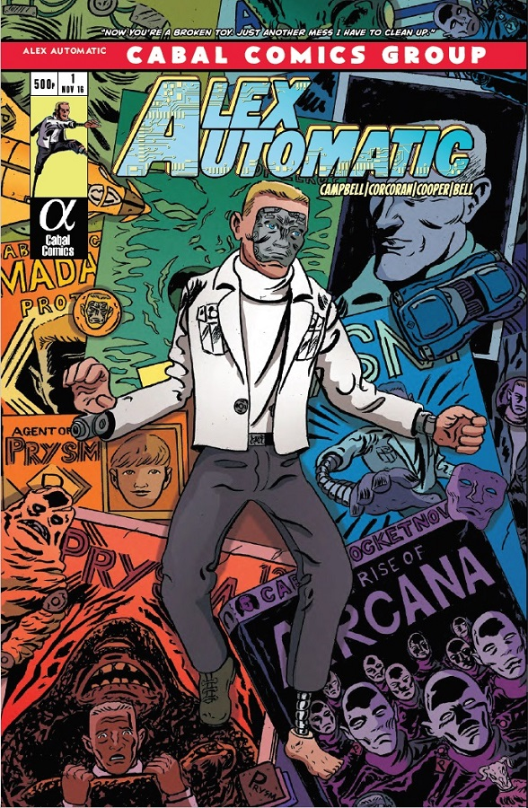 In Review: Alex Automatic