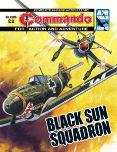 Commando 4965 – Black Sun Squadron