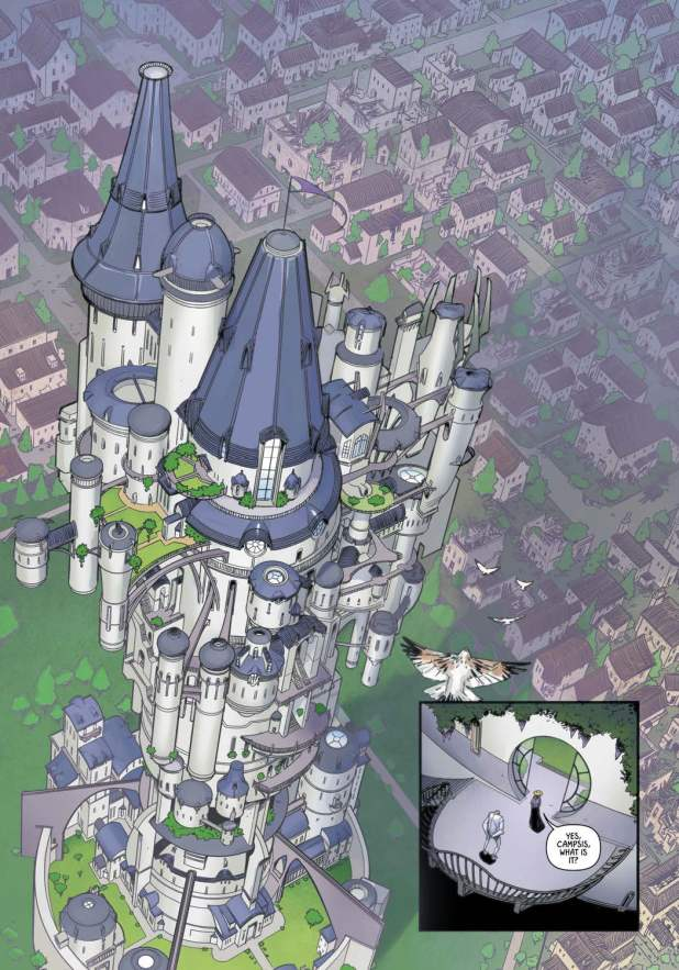Porcelain: Ivory Tower - Preview 2
