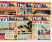 TV Century 21 Issues 5 - 10