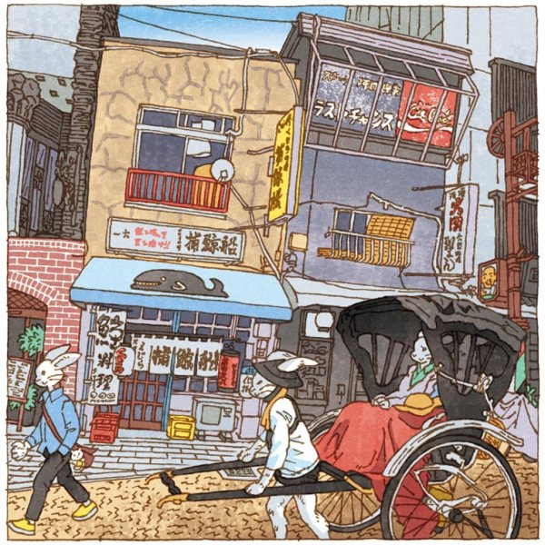 100 Views of Tokyo - Sample 4