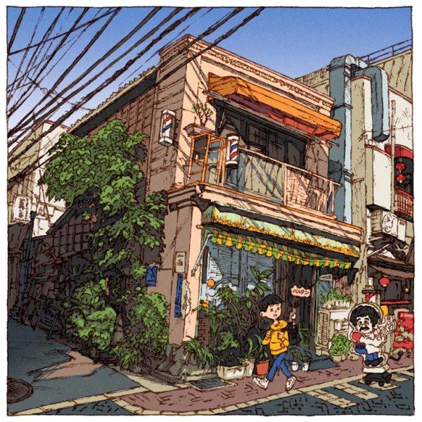 100 Views of Tokyo - Sample 3