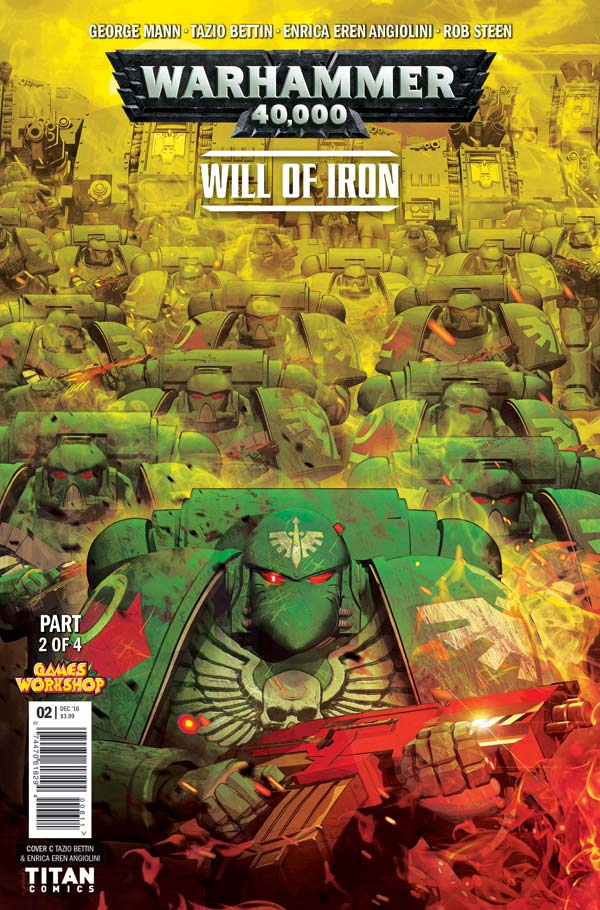 Warhammer 40,000 #2 - Cover A