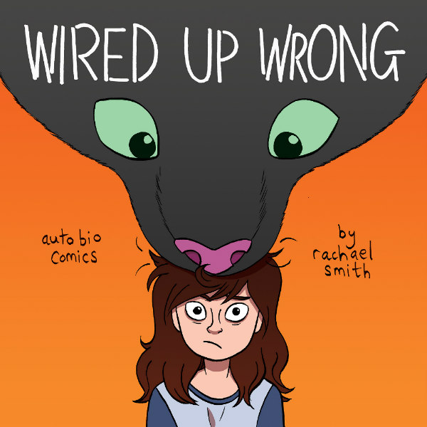Wired Up Wrong by Rachael Smith - Cover