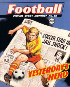 Football Picture Story Monthly  48