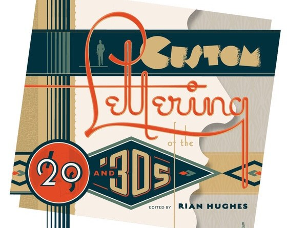 Custom Lettering of the 20s & '30s - Cover