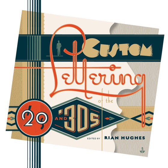Custom Lettering of the 20s & '30s - Cover
