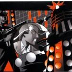 Resurrection of the Daleks by Adrian Salmon