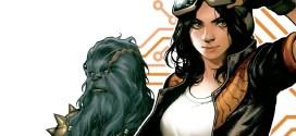 Gillen, Walker announced for Star Wars: Doctor Aphra Forbidden Planet signing