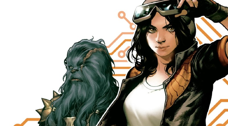 Star Wars: Doctor Aphra #1 - Cover SNIP