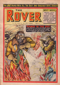 The Rover Issue 1810 - 5th March 1960