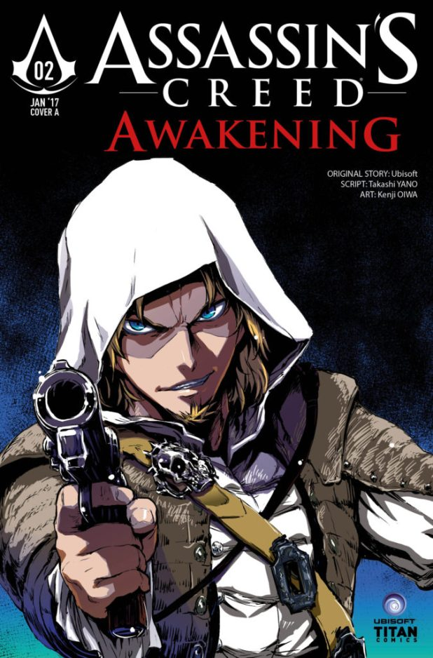 Assassin's Creed Awakening #2 (of 6) - Cover A