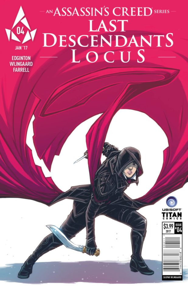 Assassins Creed Locus #4 (of 4) - Cover A