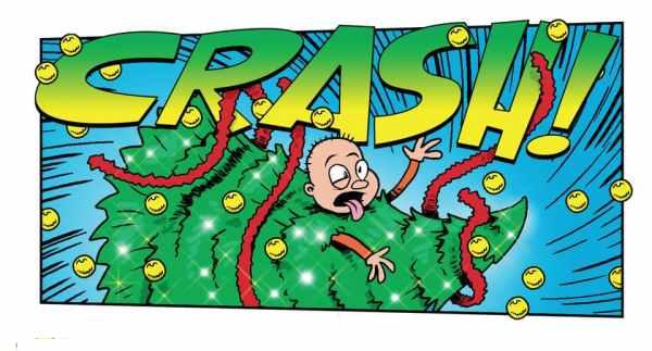 The Numskulls: Edd's Christmas goes with a crash!