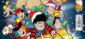It's a Christmas Cracker! The Christmas Beano is On Sale Now