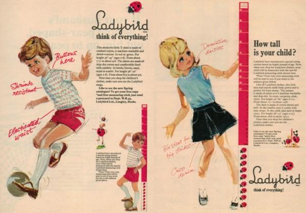 Canning Ladybird Ads