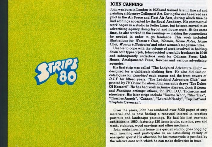 Canning Strips 80 Bio