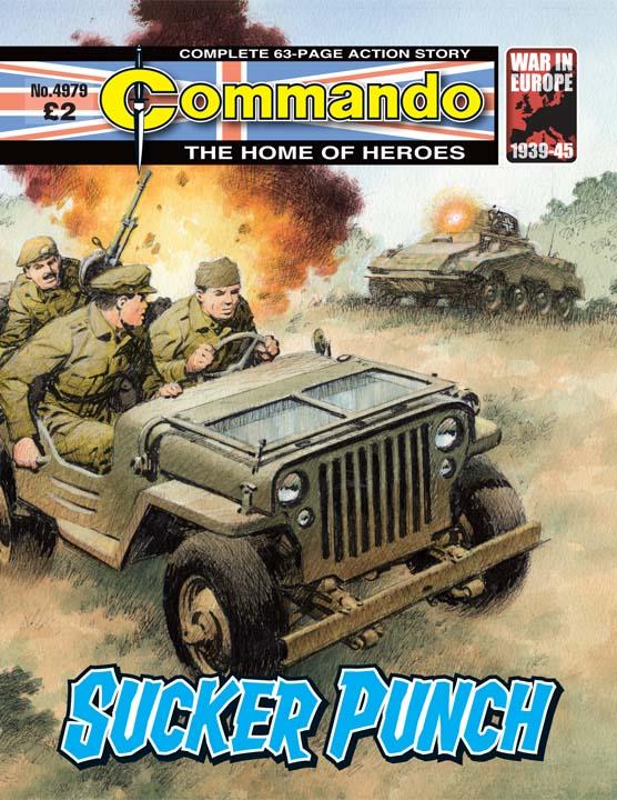 Commando 4979 – Sucker Punch