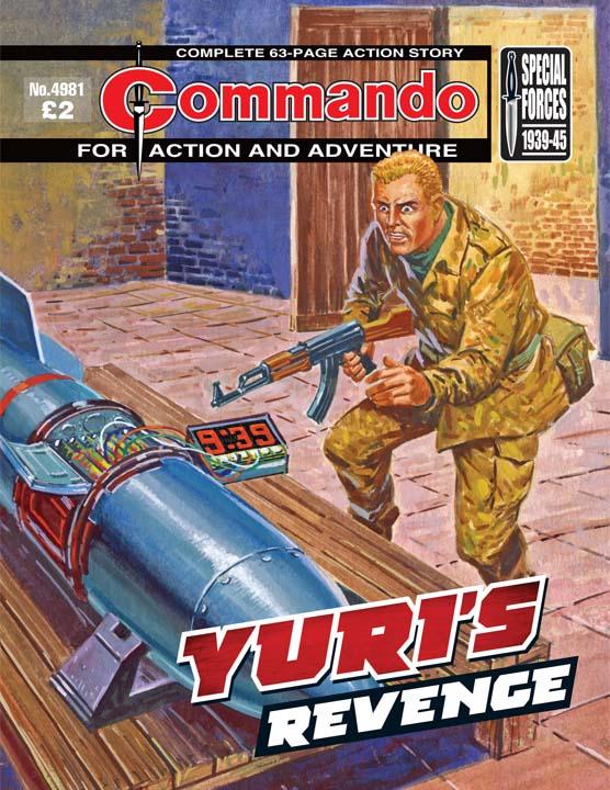 Commando 4981 – Yuri's Revenge