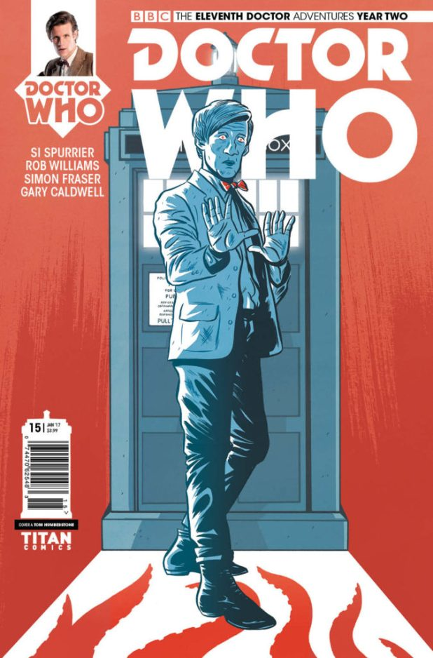 Doctor Who: The Eleventh Doctor Year Two #15 - Cover A