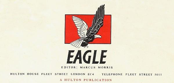 Hultons Eagle Letter Head