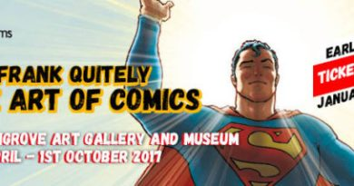 Frank Quitely: The Art of Comics