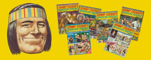 Johnny Cougar's Wrestling Monthly - All