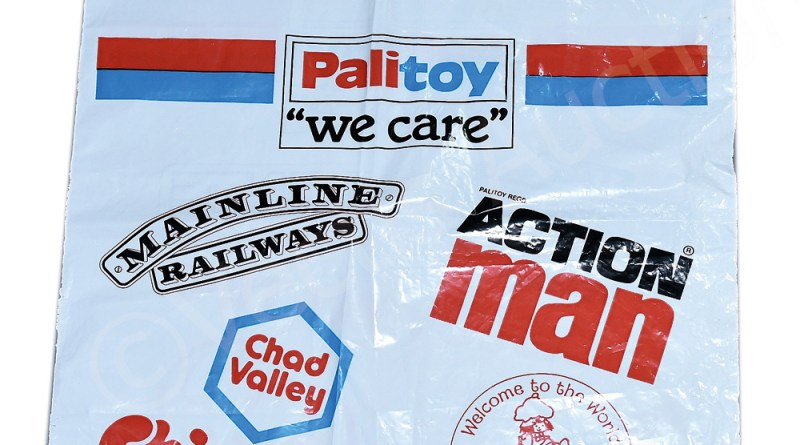 Palitoy Staff Shop Plastic Bag