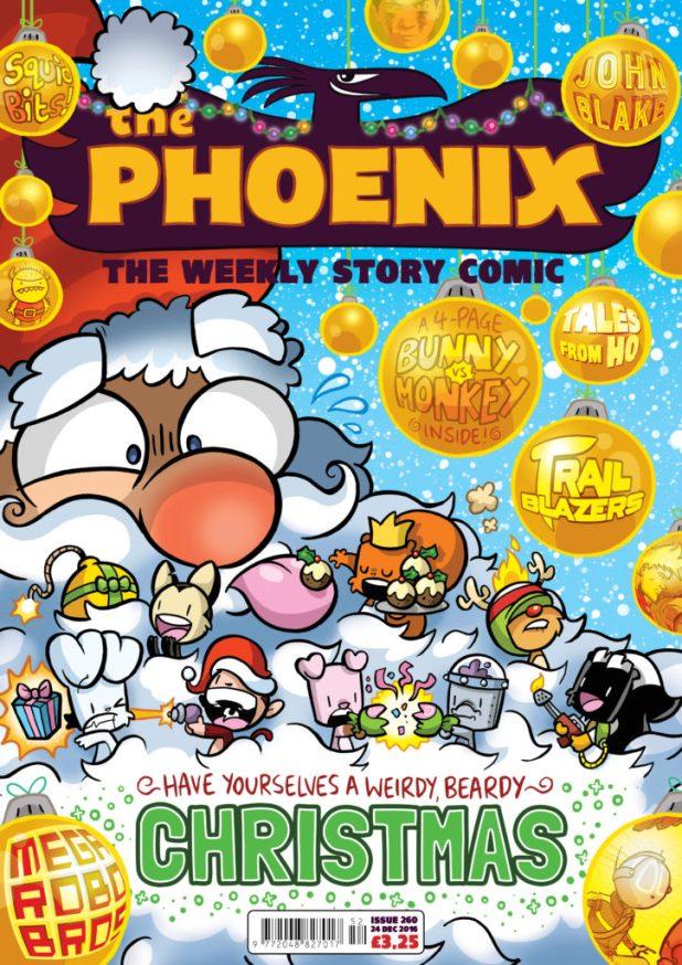 Phoenix Comic 260