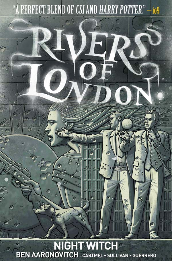 Rivers of London: Night Witch Graphic Novel