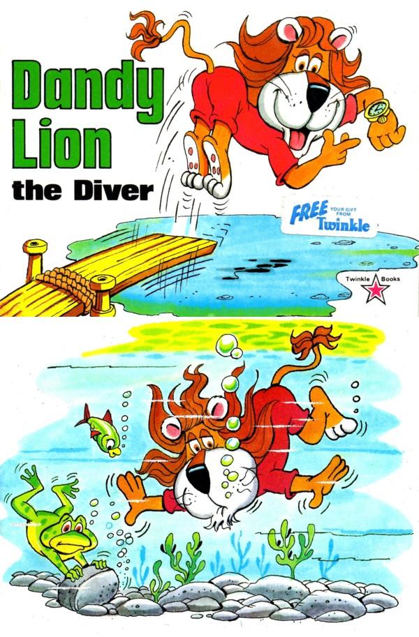 Twinkle 2 Dandy Lion Diver