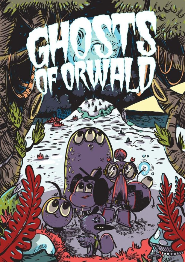 Ghosts of Orwald by Norbert Rybarczyk