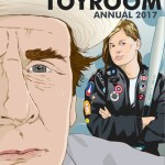 Celestial Toyroom Annual 2017 - Cover