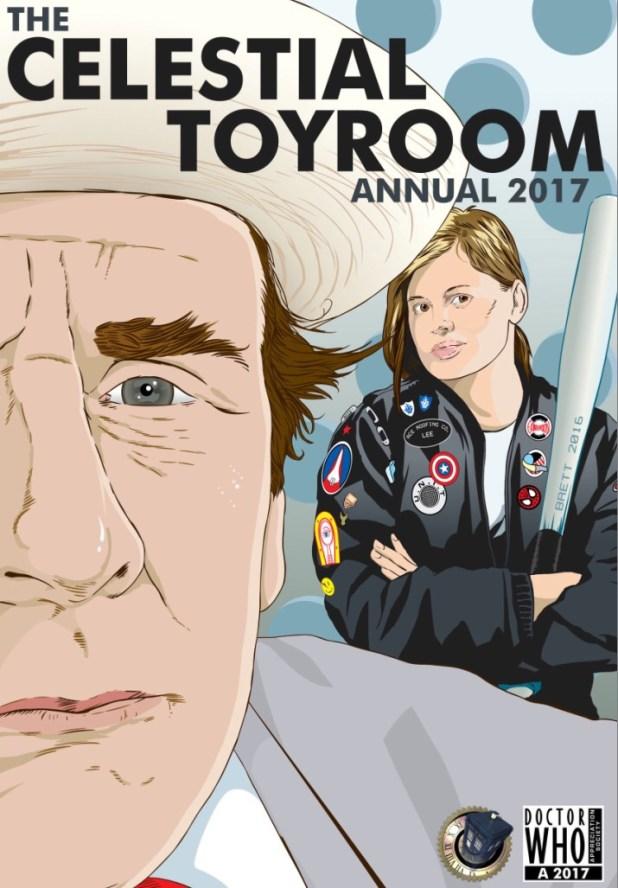 Celestial Toyroom Annual 2017 - Cover