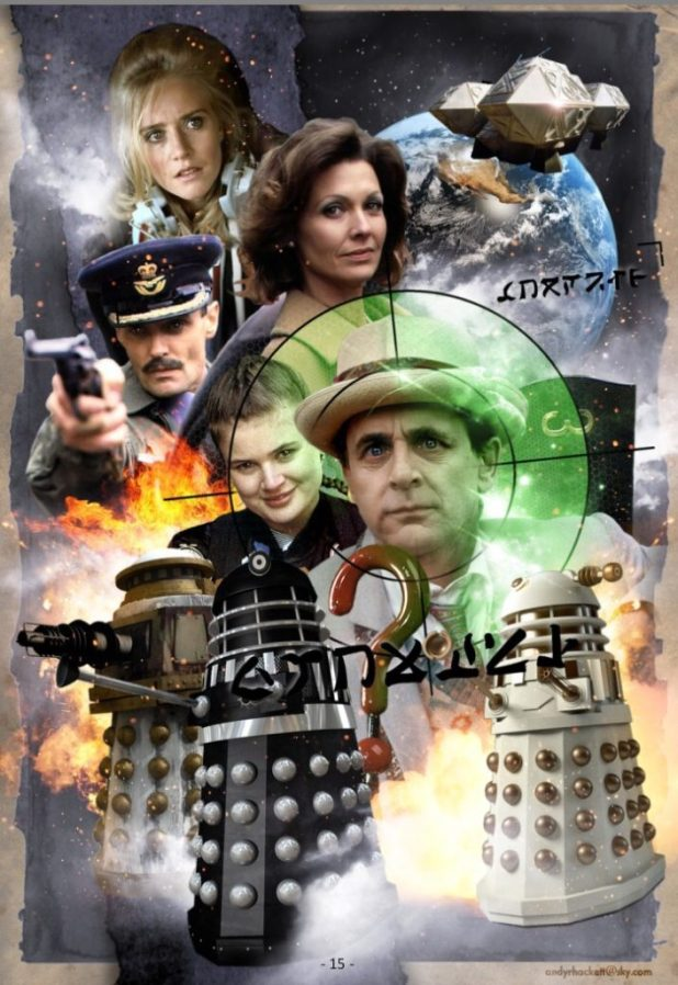 Remembrance of the Daleks by Andy Hackett