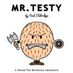 Mr. Testy by Paul Eldridge