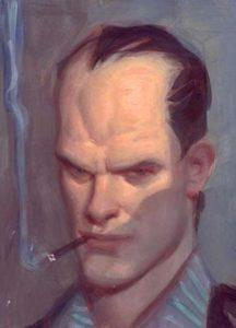 John Watkiss Self Portrait