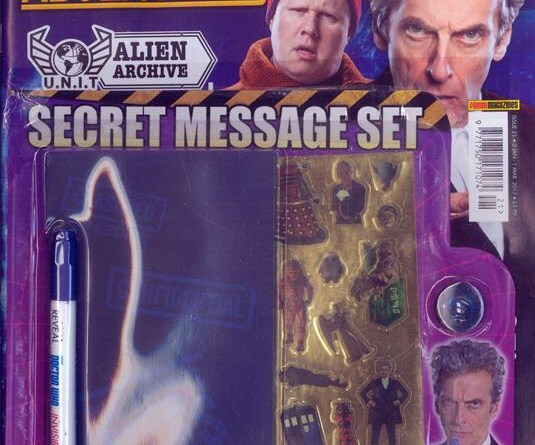 Doctor Who Adventures Magazine Issue 21 (Panini)