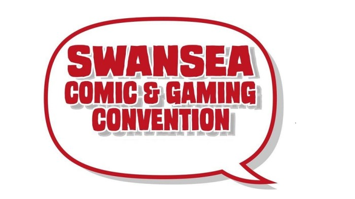 Swansea Comic and Gaming Convention Logo