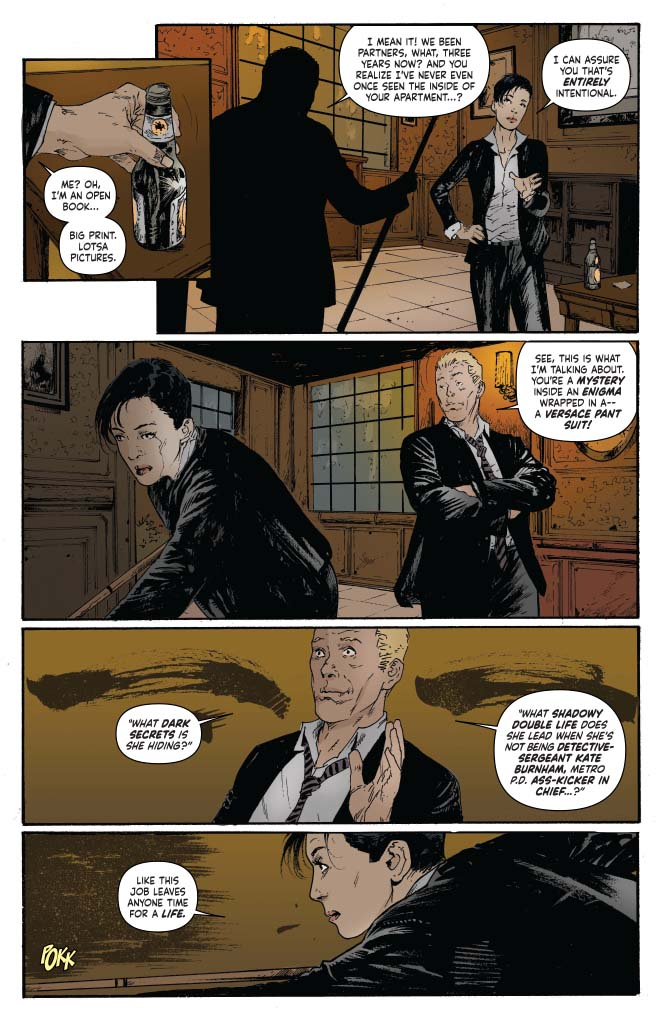 Control Issue 1 - Page Four