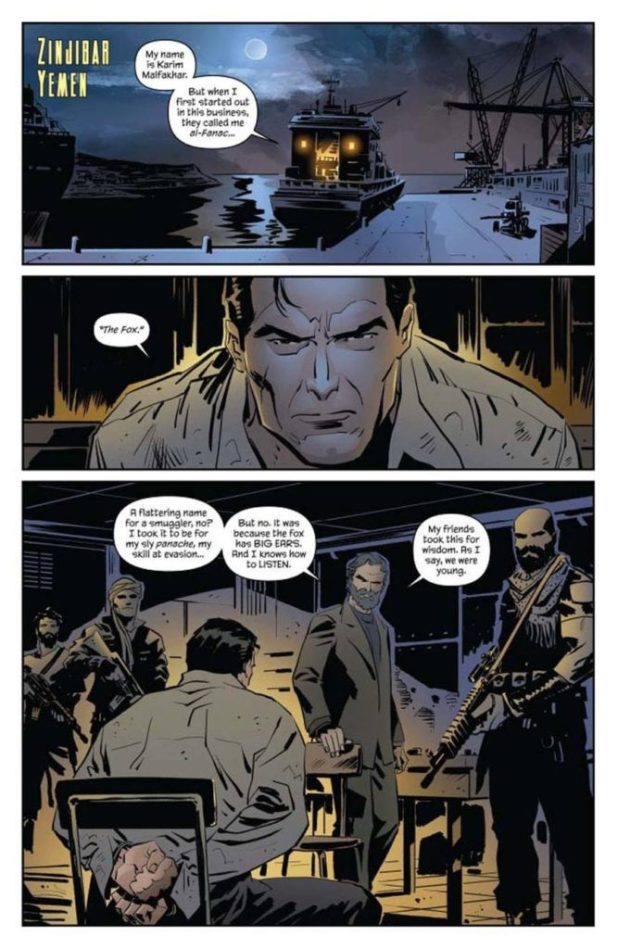 James Bond - Hammerhead #4 - Page 4