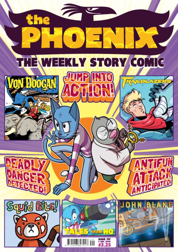 Phoenix Comic - Issue 257