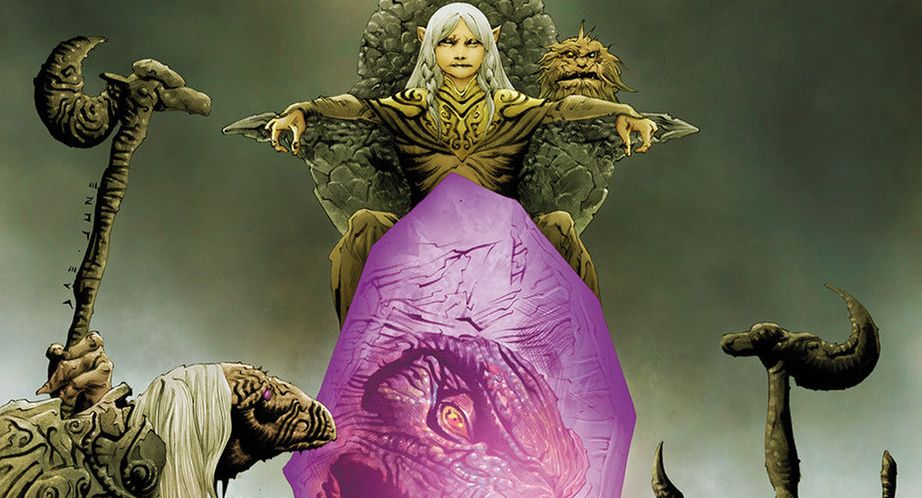"""Simon Spurrier """"Power of the Dark Crystal"""" signing at Forbidden Planet London next month"""