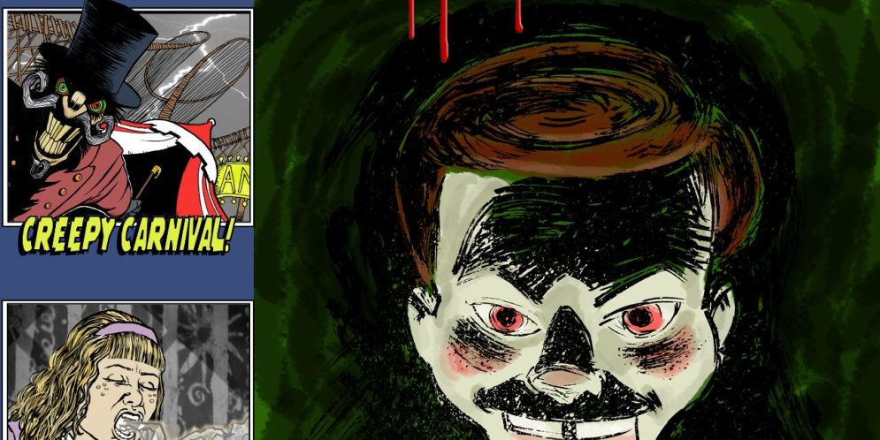"""The original """"Something Wicked"""" creeps into the digital world, features early work by Al Ewing and more"""