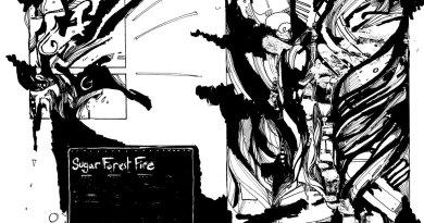 Art for Sugar Forest Fire by Gareth A Hopkins