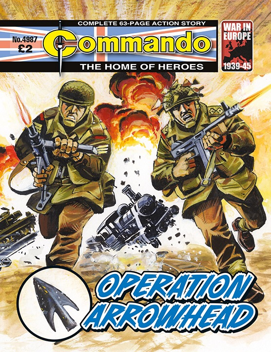 Commando 4987 – Operation Arrowhead