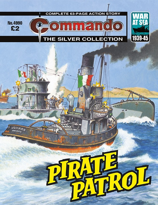 Commando 4990 – Pirate Patrol