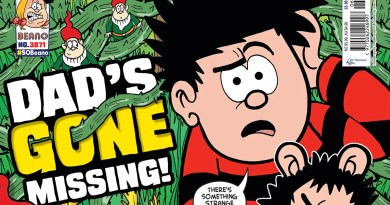 Beano - Cover dated 8th February 2017