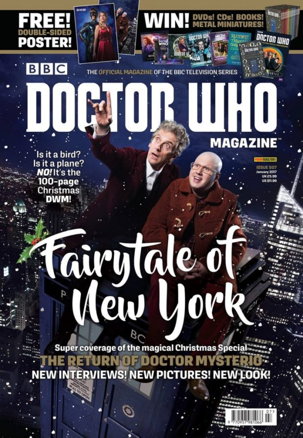 Doctor Who Magazine 507a