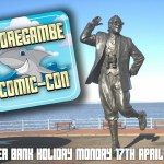 Morecambe Comic Con 2017